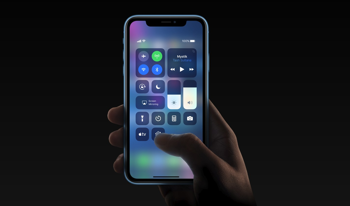 Компания Apple огласила характеристики iPhone XR