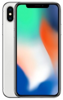 Apple iPhone X 256Gb Silver (Серебристый) MQAG2RU/A