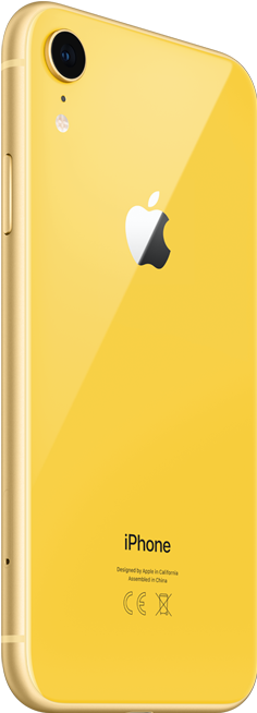 Apple iPhone XR 256Gb Yellow (Желтый)