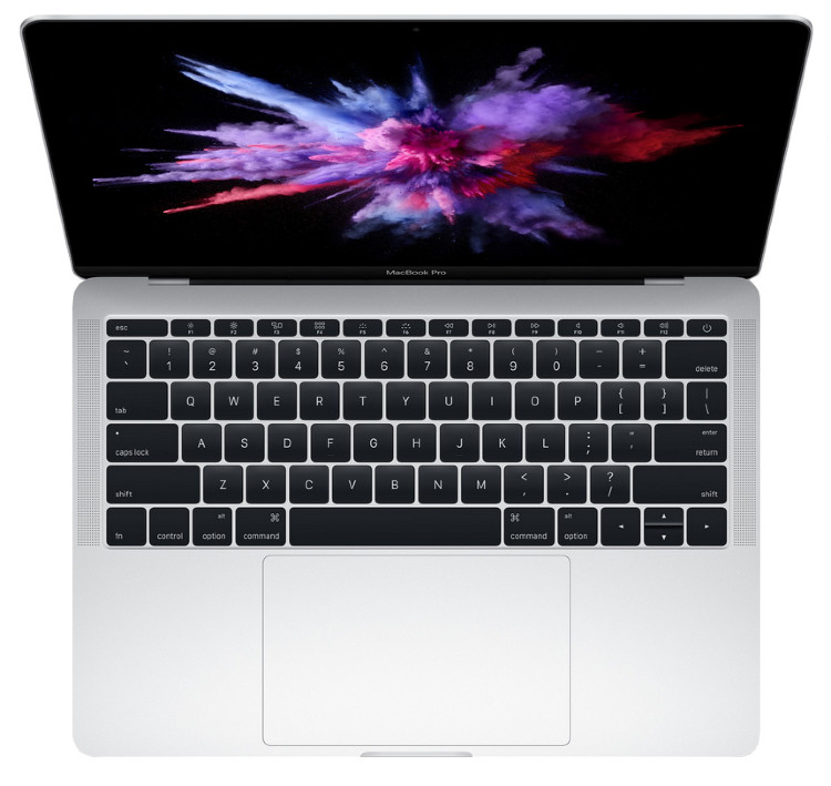"Apple MacBook Pro 13 Retina 2017 Silver MPXU2 (256Gb SSD/Core i5 2300 Mhz/13.3""/2560x1600/8.0Gb/Intel Iris Plus Graphics 640)"