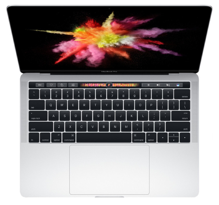 "Apple MacBook Pro 13 Touch Bar 2017 Silver MPXX2 (256Gb SSD/Core i5 3100 Mhz/13.3""/2560x1600/8.0Gb/Intel Iris Plus Graphics 650)"