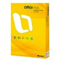 Офисный пакет Microsoft Office 2011 Home & Student