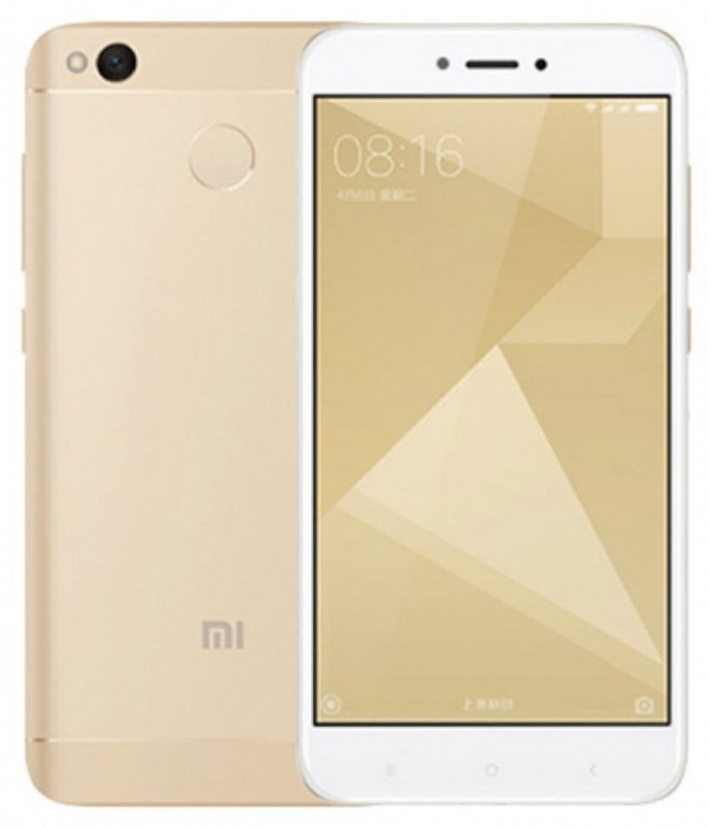 Xiaomi Redmi 4X 32Gb Gold (Золотой)