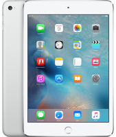 Apple iPad Mini 4 64Gb Wi-Fi + Cellular Silver (Серебристый)