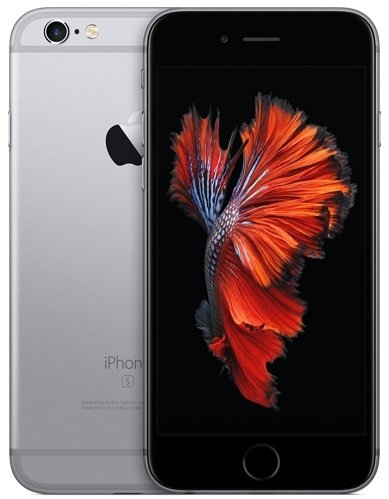 Apple iPhone 6S 32Gb Space Gray (Серый космос)