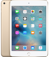 Apple iPad Mini 4 128Gb Wi-Fi + Cellular Gold (Золотой)