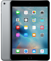 Apple iPad Mini 4 128Gb Wi-Fi + Cellular Space Gray (Серый космос)