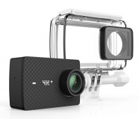 Экшн-камера Xiaomi Yi 4k+ Action Camera (Black)