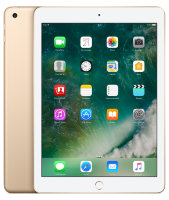 Apple iPad 9.7 (2017) 128Gb Wi-Fi Gold (Золотой)