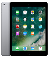 Apple iPad 9.7 (2017) 128Gb Wi-Fi Space Gray (Серый космос)