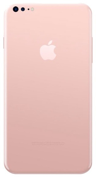 Apple iPhone 7S Plus 128Gb Rose Gold