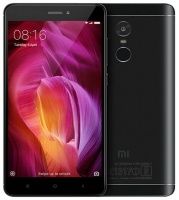 Xiaomi Redmi Note 4X 64Gb Black (Черный)