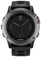 Garmin Fenix 3 Grey (Black) + VARIA Rearview Radar Bundle