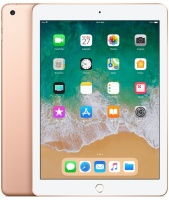 Apple iPad 2018 128Gb Wi-Fi + Cellular Gold (Золотой)