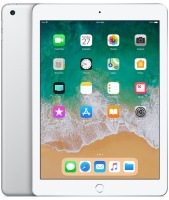 Apple iPad 2018 128Gb Wi-Fi Silver (Серебристый)