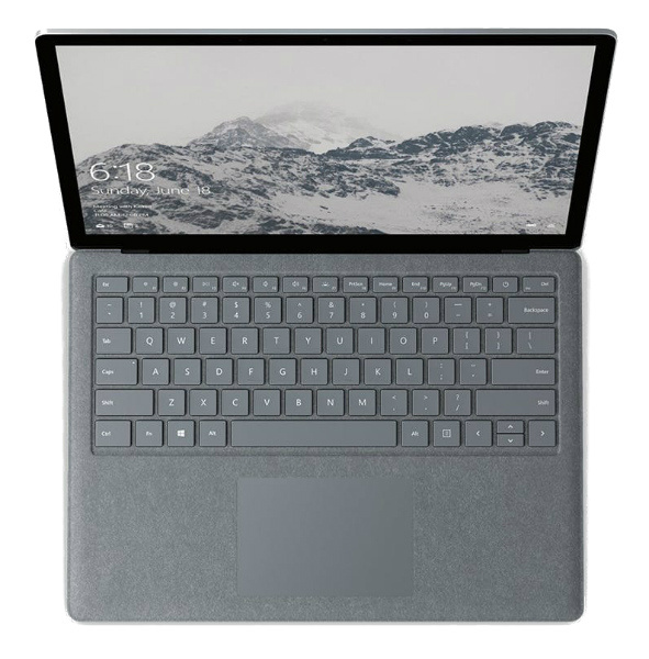 "Microsoft Surface Laptop (Intel Core i5 7200U 2500 MHz/13.5""/4Gb/128Gb SSD/Intel HD Graphics 620)"