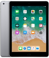 Apple iPad 2018 128Gb Wi-Fi Space Gray (Серый космос)