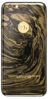 iPhone 6S Designa Individual - Black&Gold Label