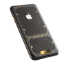 iPhone 6S Designa Individual - Carbon Boss Gold Marble