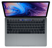 "Apple MacBook Pro 13 2018 Space Gray MR9Q2 (256Gb SSD/Core i5 2300 Mhz/13.3""/2560x1600/8.0Gb/Intel Iris Plus Graphics 655)"