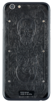iPhone 6S Designa Individual - Carbon Boss Skull