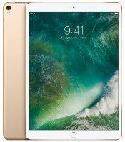 Apple iPad Pro 10.5 64Gb Wi-Fi + Cellular Gold (Золотой)