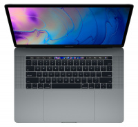 "Apple MacBook Pro 15 2018 Space Gray MR932 (256Gb SSD/Core i7 2200Mhz/15.4""/2880x1800/16.0Gb/Radeon Pro 555x 4Gb/MacOS)"