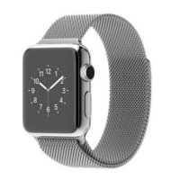 Apple Watch 38mm with Milanese Loop (Миланский сетчатый браслет) MJ322