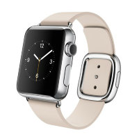 Apple Watch 38mm with Modern Buckle Soft Pink (Светло-розовый ремешок с современной пряжкой) MJ372