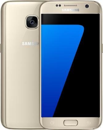 Samsung Galaxy S7 32Gb Gold (Ослепительная платина) SM-G935F