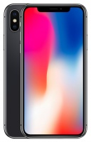 Apple iPhone X 256Gb Space Gray (Серый космос) MQAF2RU/A