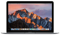 "Apple MacBook 12"" 2016 Space Gray MNYF2 (Intel Core M3 1.2GHz - 8GB - 256GB - Intel HD Graphics 615)"