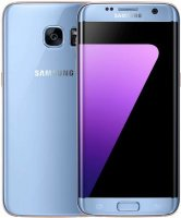 Samsung Galaxy S7 Edge 32Gb Blue (Дымчатый сапфир) Dual Sim SM-G935FD