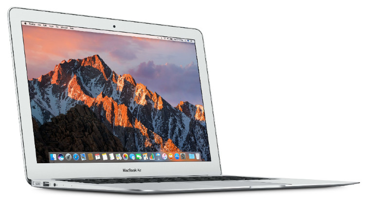 "Apple MacBook Air 13"" Mid 2017 MQD32 (Core i5 1800 Mhz/8.0Gb/128Gb SSD/1440x900/Intel HD Graphics 6000/MacOS)"